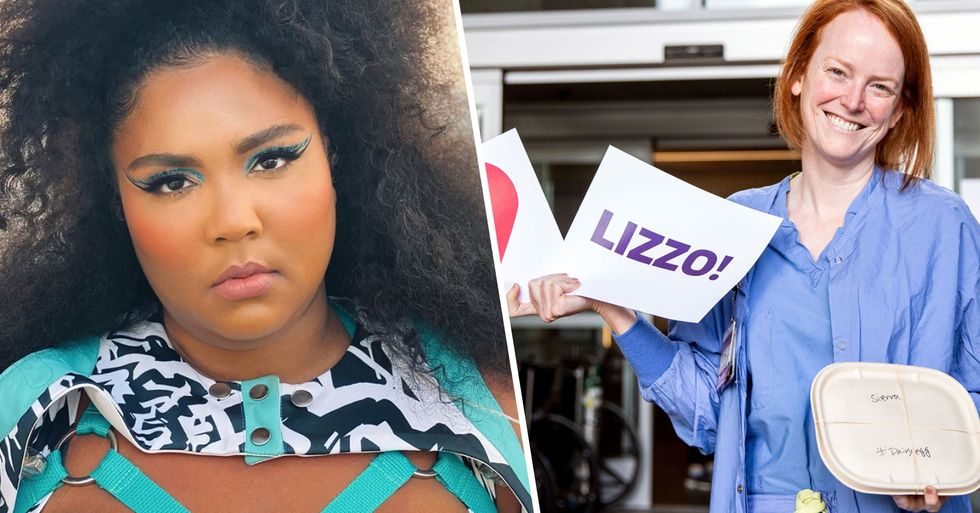 Lizzo Buys Lunch for ER Staff at Multiple Hospitals