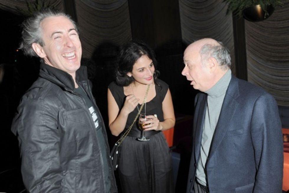 Unlikely Trio Alert! Are Alan, Jenny & Wallace New Besties?