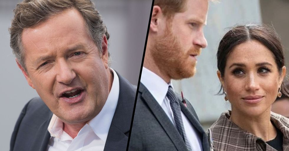 Piers Morgan Names His Top 20 'Cov-Idiots' and People Actually Agree