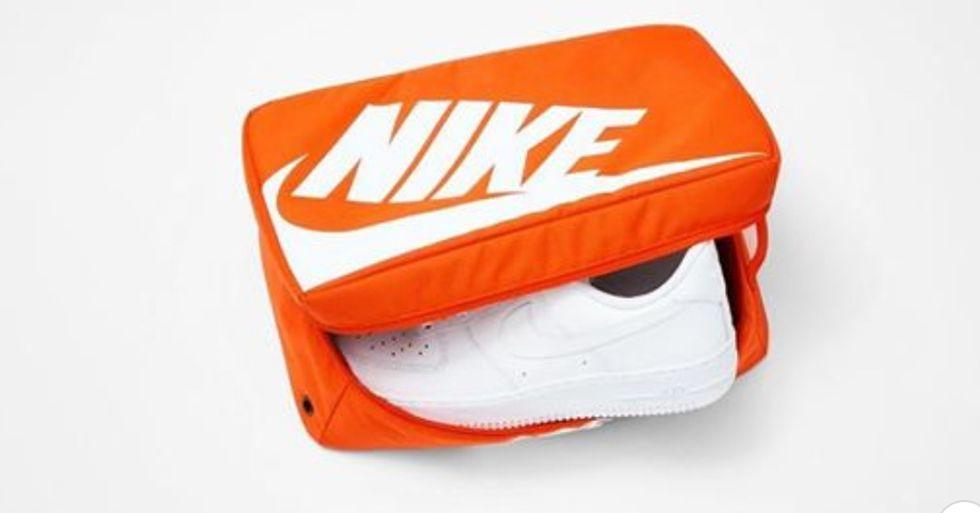 Nike Sportswear's Signature Shoebox Becomes a Bag