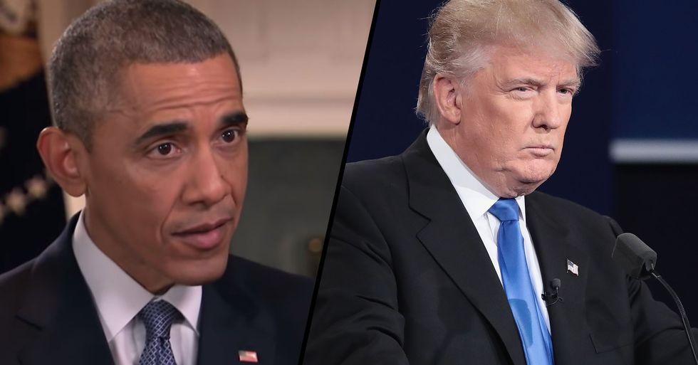 Barack Obama Takes a Swipe at Donald Trump's Handling of Pandemic