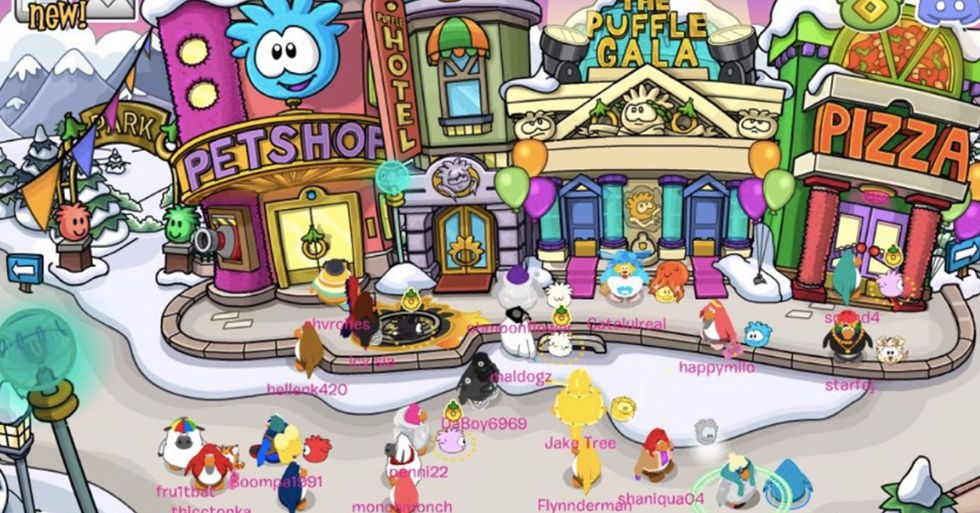 Club Penguin Is Back and It's Already Got Six Million Users