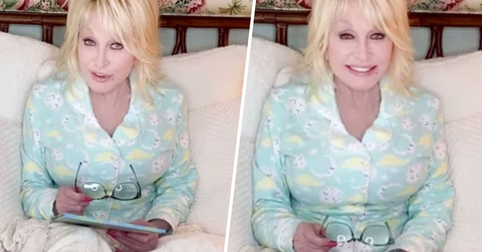 Dolly Parton Will Read Bedtime Stories to Kids to Ease Anxiety