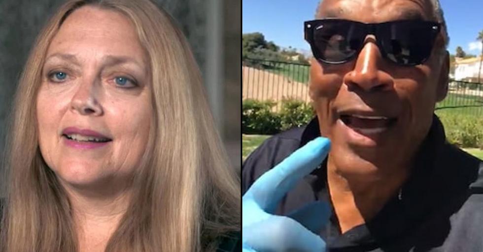 OJ Simpson Accuses Carole Baskin Of Killing Her Husband