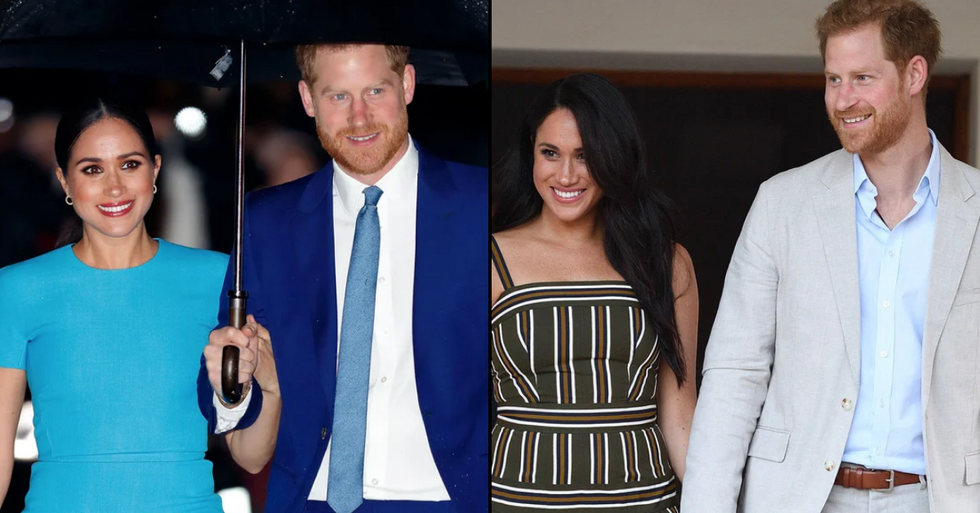How Meghan and Harry Want to be Addressed Now They're No Longer Working Royals