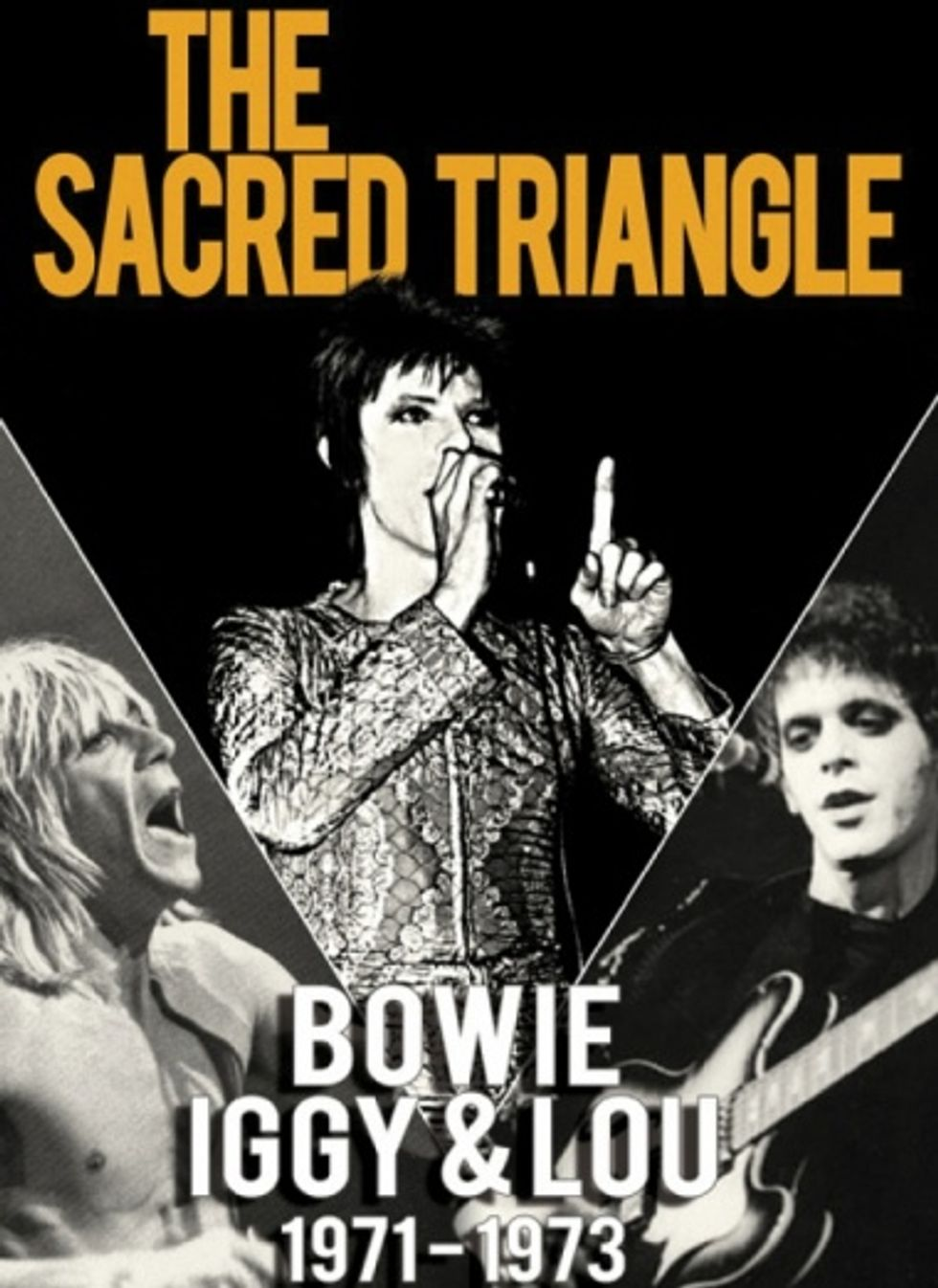 The Sacred Triangle On DVD