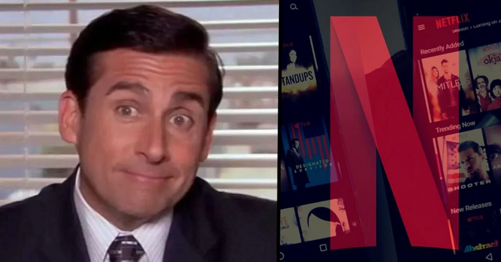People Are Spending Billions of Minutes Watching 'The Office' on Netflix While in Isolation