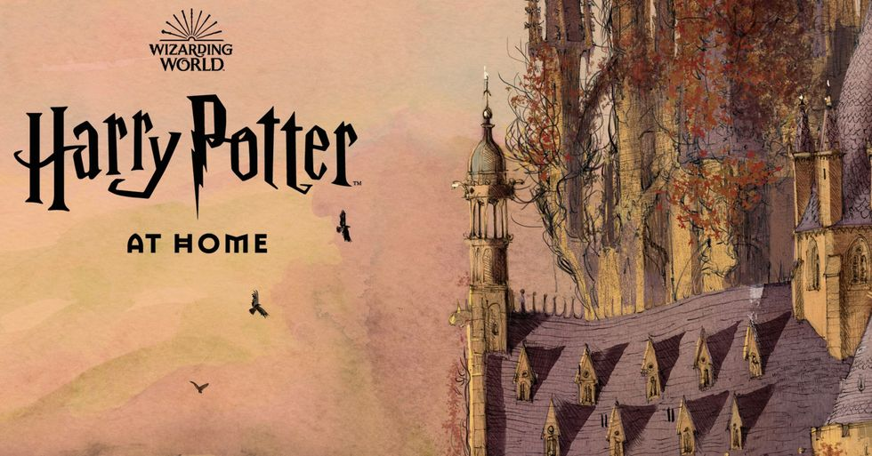 J.K. Rowling Launches 'Harry Potter at Home' for Kids and Parents in Isolation