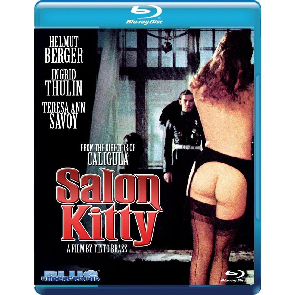 Salon Kitty On Now on Blu-ray