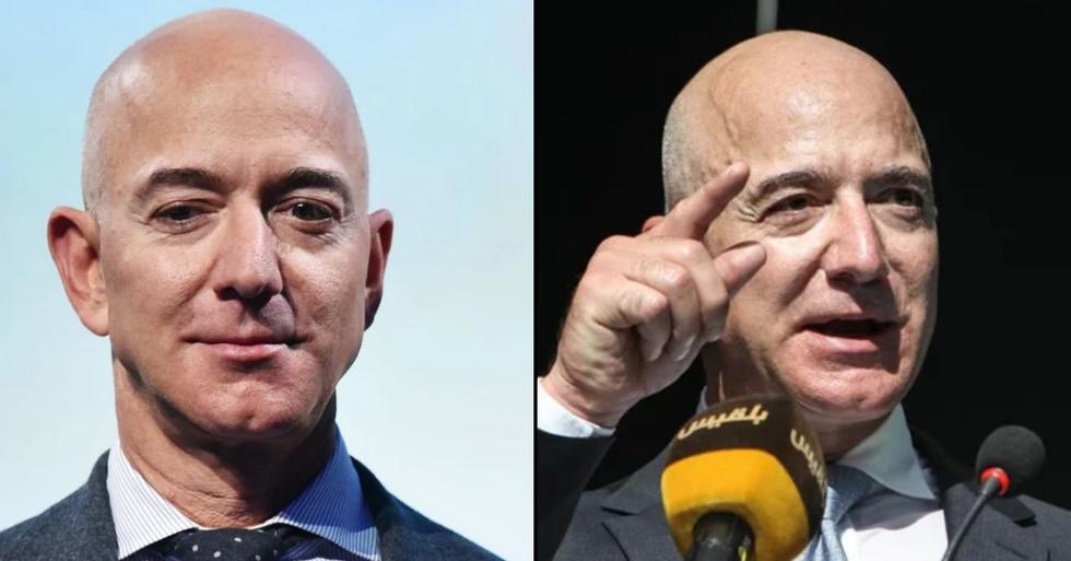 Jeff Bezos Donates $100 Million to Feeding America