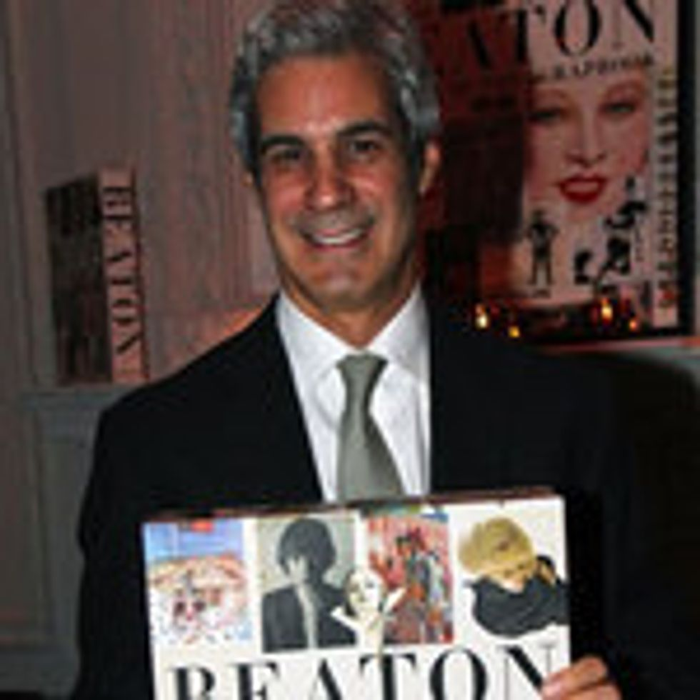 Cecil Beaton: The Art of the Scrapbook Launch Party and Signing at the Pierre