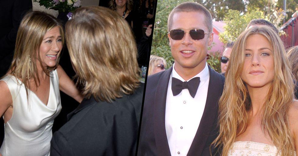 Brad Pitt Won Jennifer Aniston's Trust Back With a Grand Gesture