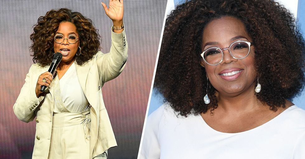 Oprah Winfrey Is Donating $10 Million to Assist Americans