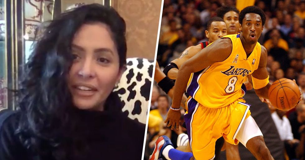 Vanessa Bryant Says Basketball Hall of Fame Is Pinnacle of Kobe's Career