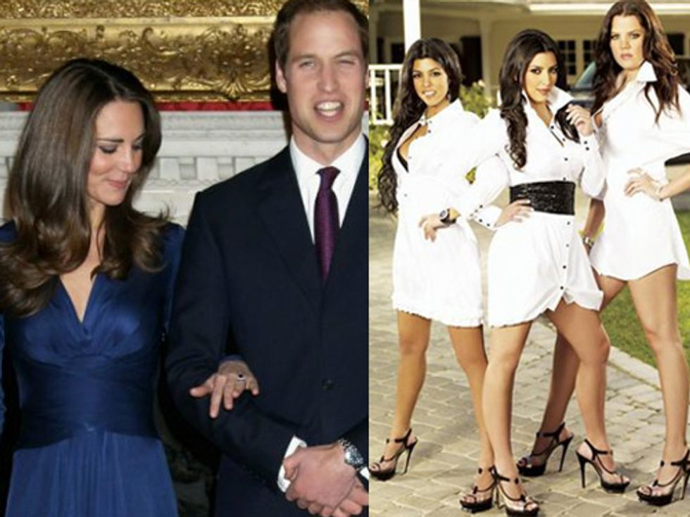 Kate Middleton's Dress and RIP the Kardashian Kard in Today's Style Scraps