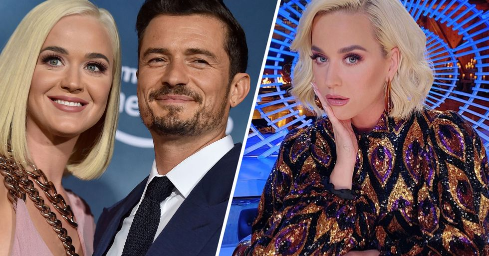 Katy Perry Announces Baby's Gender In Adorable Instagram Post