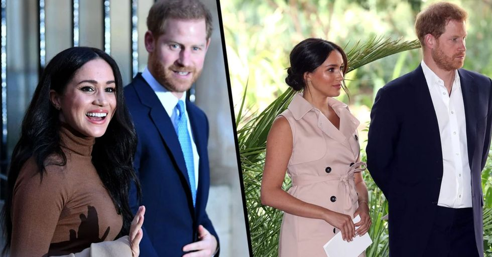 Meghan Markle and Prince Harry 'Taking a Few Months off' Because They 'Need a Break'