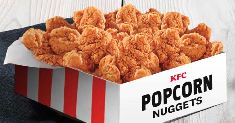 You Can Get 70 Chicken Nuggets for $10 From KFC Right Now