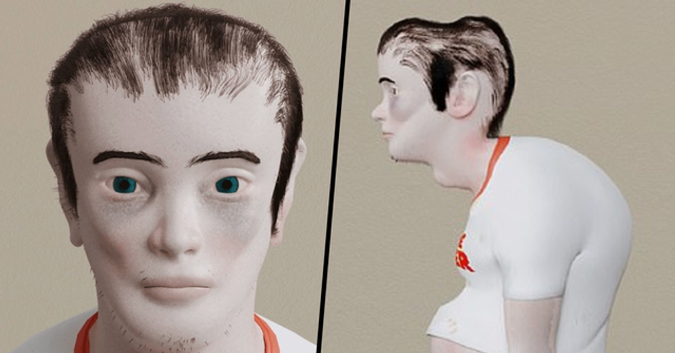Shocking Model Shows What Gamers Could Look Like in 20 Years