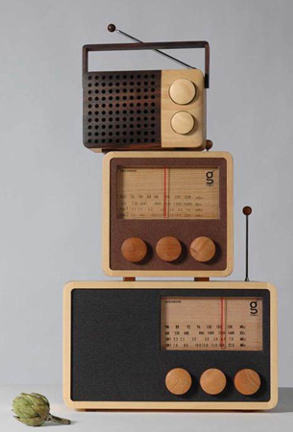Magnificent Magno Radios