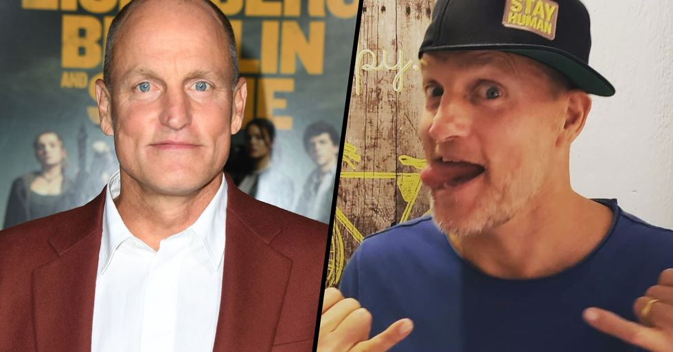 Woody Harrelson's Posts About Coronavirus 5G Conspiracy Theory Causes Controversy