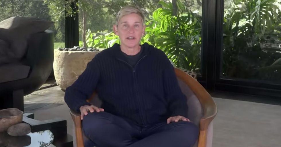 Ellen Degeneres Slammed for Comparing Isolation in Her Mansion to Jail