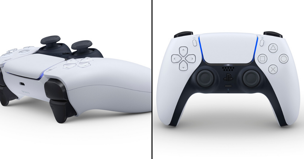 PlayStation 5 DualSense Controller Officially Revealed