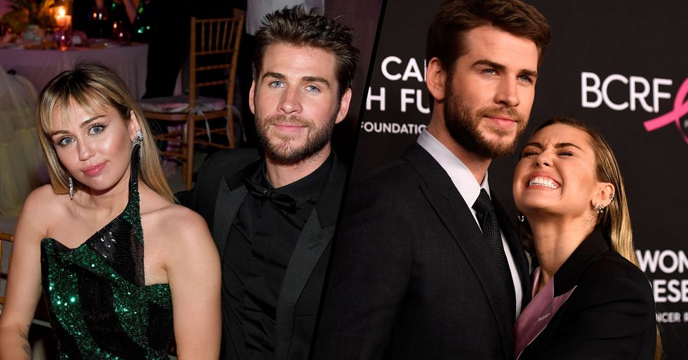 Miley Cyrus and Liam Hemsworth's Divorce Is Reportedly Finalized