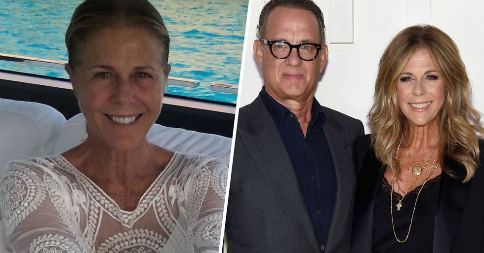 Tom Hanks' Wife Wants Him to Grant Her One Last Wish After She Dies