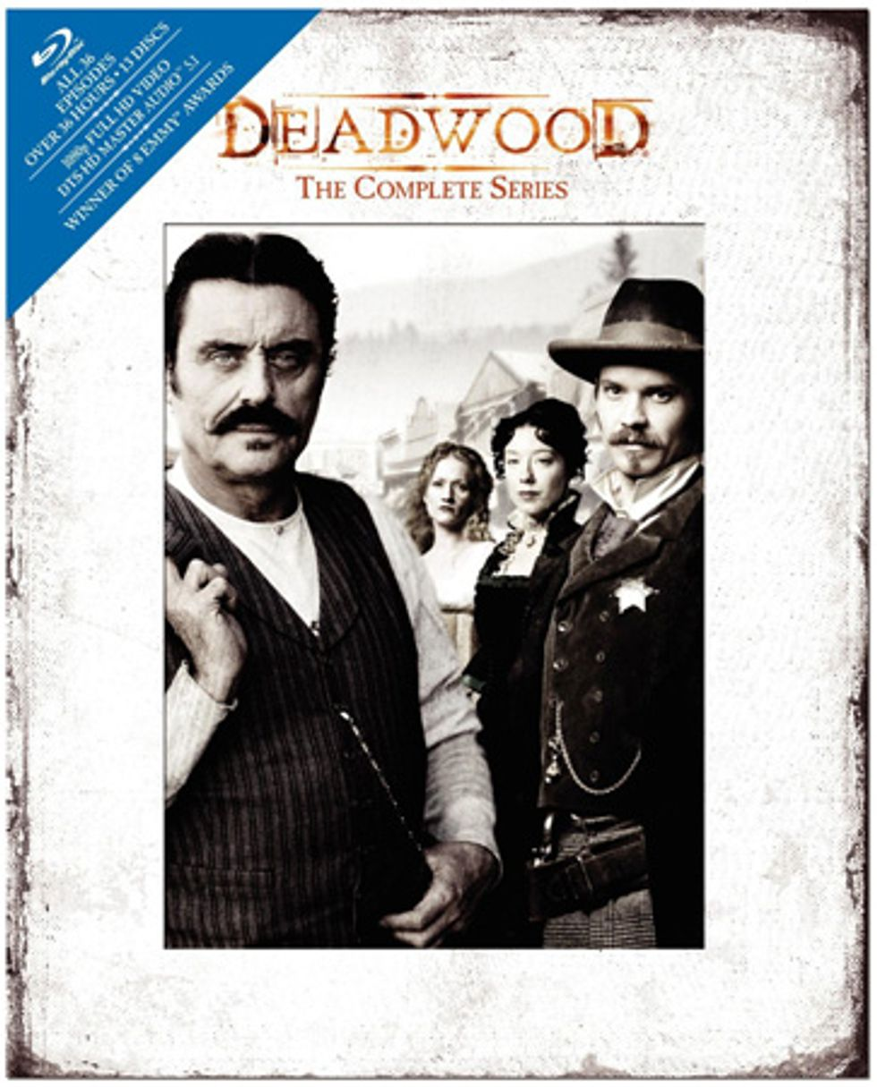 HBO's Deadwood On Blu-ray