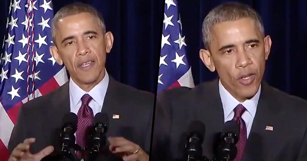 Barack Obama Predicted Global Pandemic in 2014