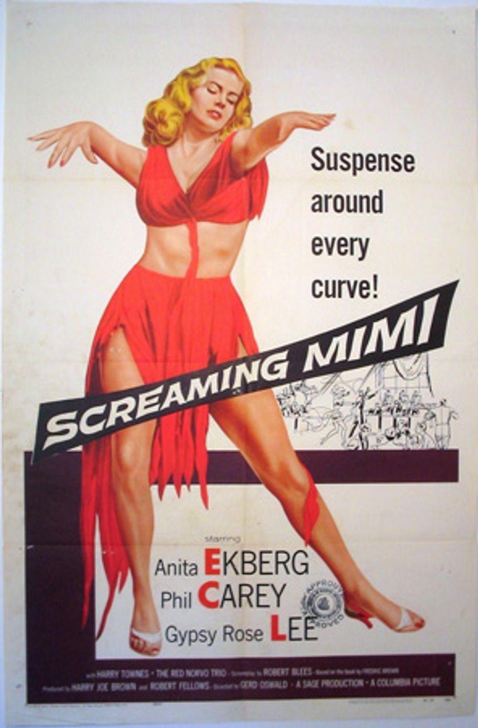 Screaming Mimi On DVD!