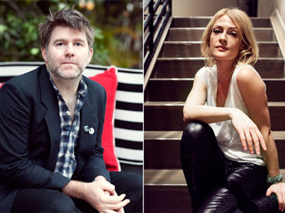 Checking in with Emily Haines & James Murphy
