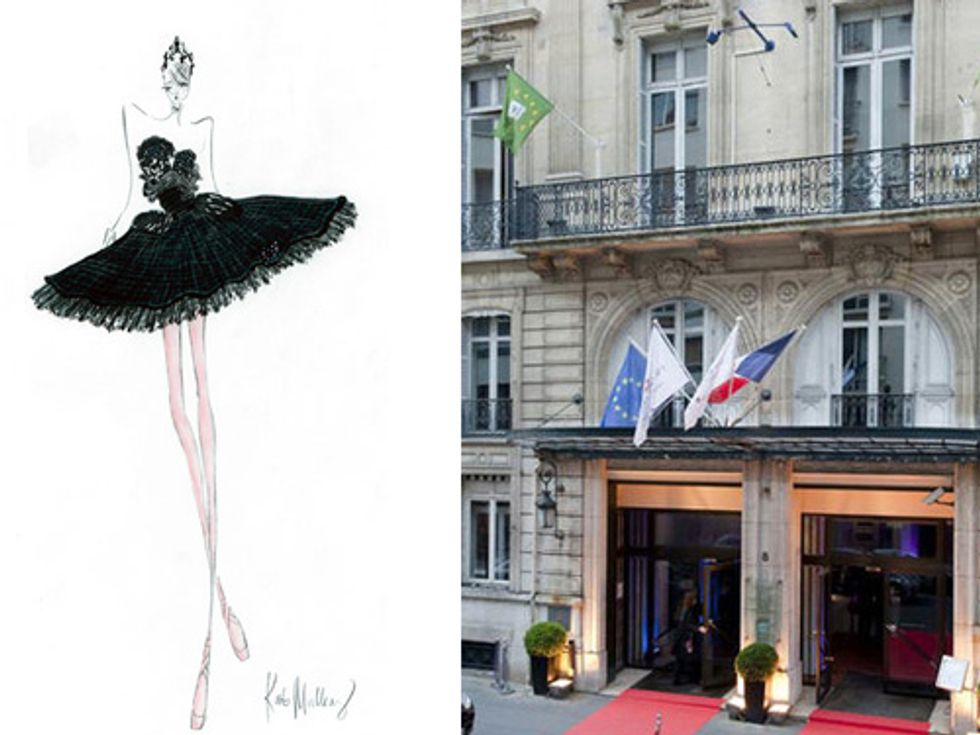 Maison Martin Margiela takes Maison Champs-Elysées and More in Today's Style Scraps