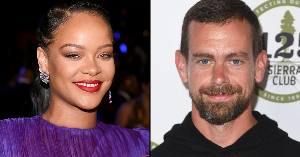 Rihanna and Twitter CEO Donate $4.2 Million to Help Domestic Abuse Victims Amid Pandemic