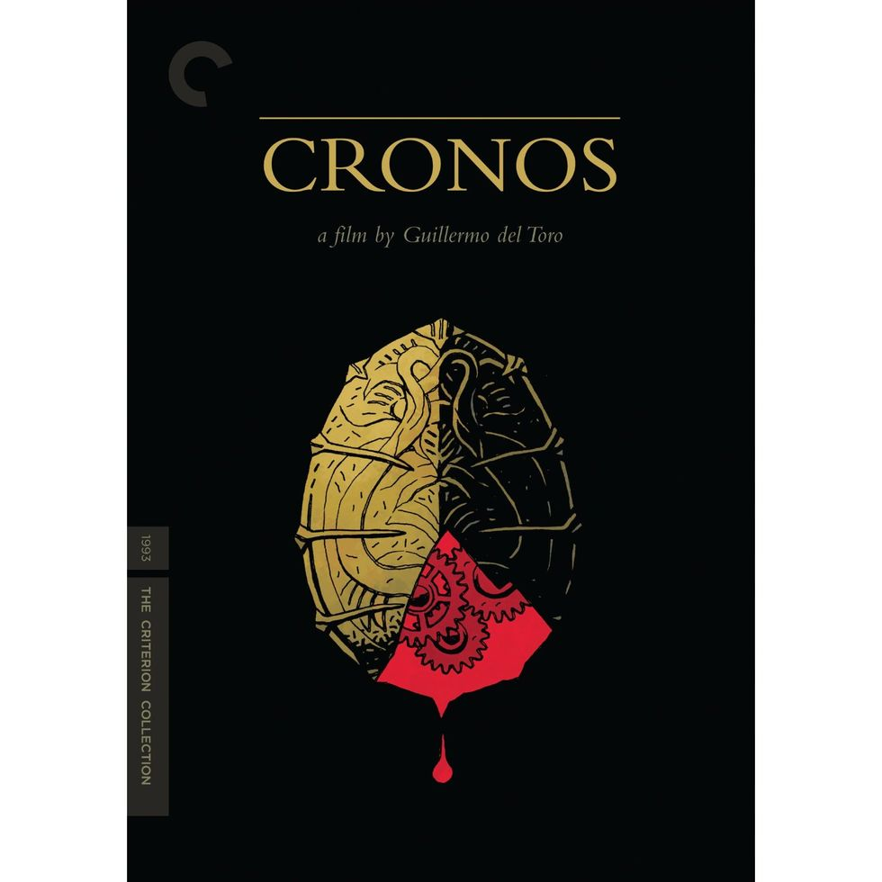 Cronos On Criterion DVD & Blu-ray