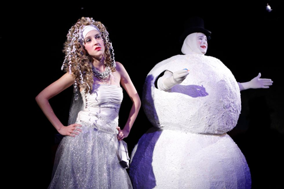 Stage Notes: Looking at Christmas