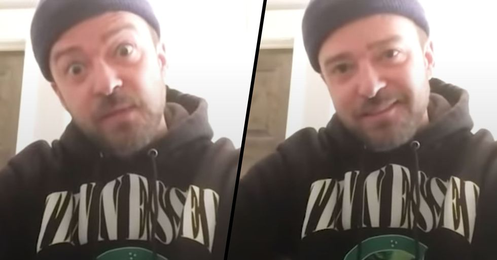 Justin Timberlake Complained About Having to Take Care of His Son 24-Hours a Day and People Aren't Happy About It