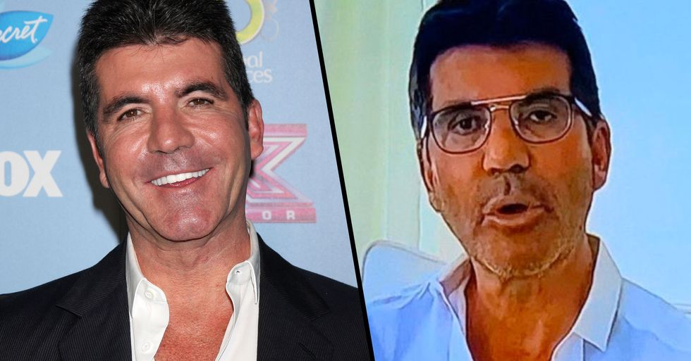 Fans Worried About Simon Cowell's Health After Latest TV Appearance