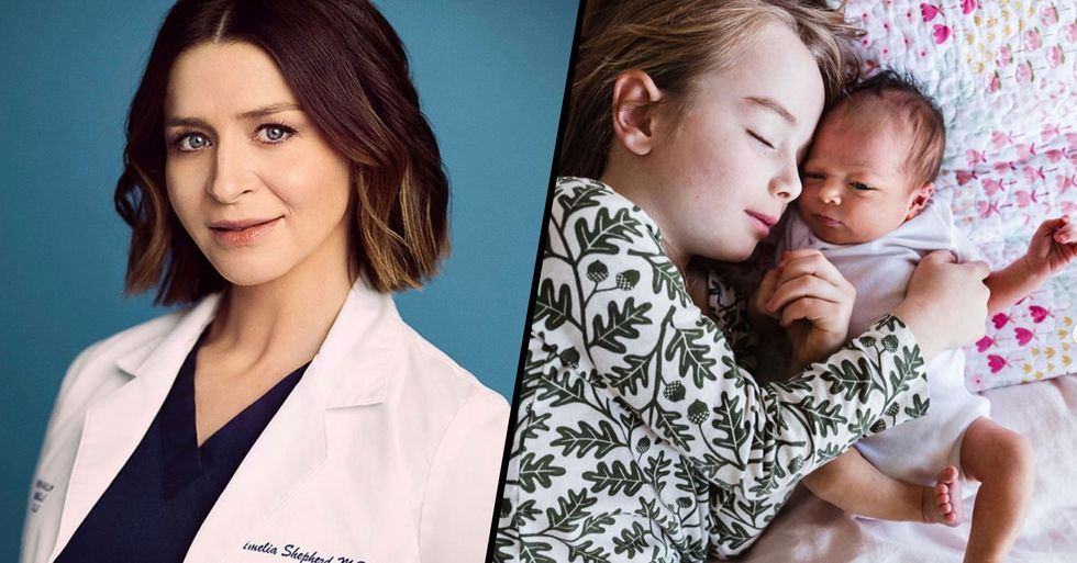 Grey's Anatomy Star Caterina Scorsone Changes her Baby's Name After Four Months