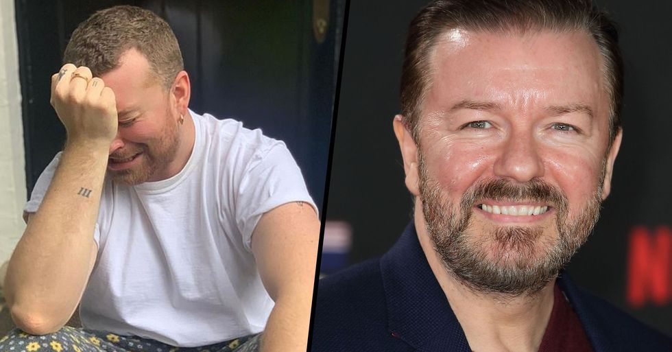 Ricky Gervais Slams Celebs for Whining About Lockdown From Their 'Mansions'