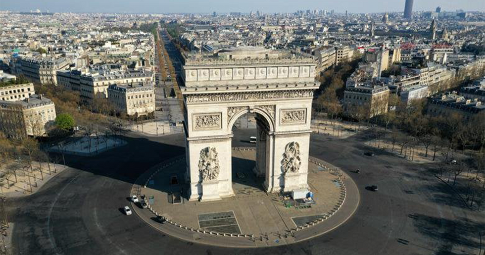 Shocking Photos of World-Famous Locations Totally Empty