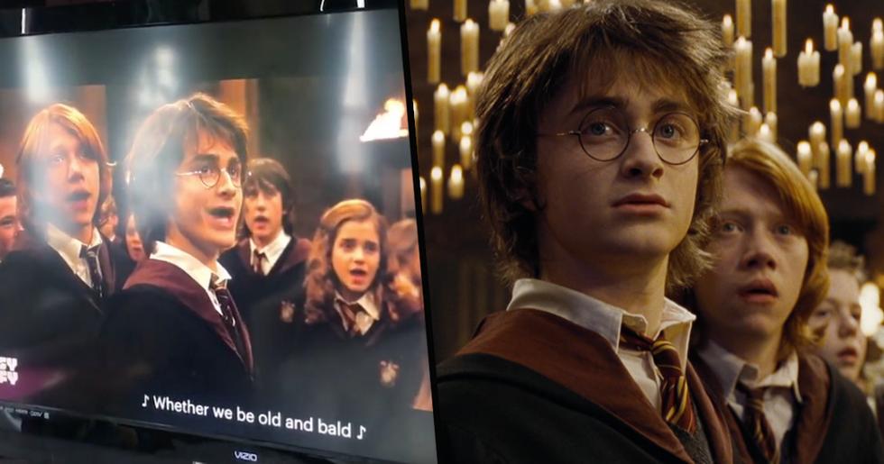 Harry Potter Fans Shocked As New Scene Randomly Appears in 'Goblet of Fire'