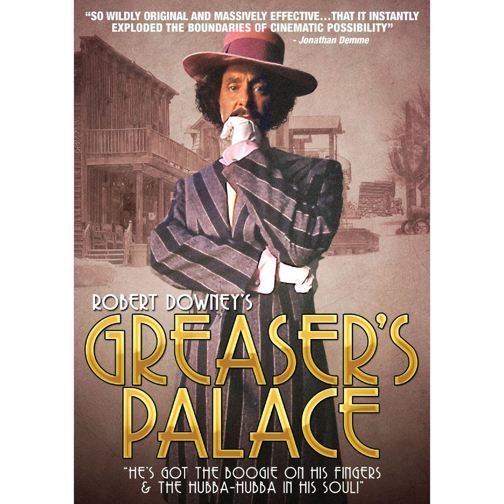 Greaser's Palace On DVD