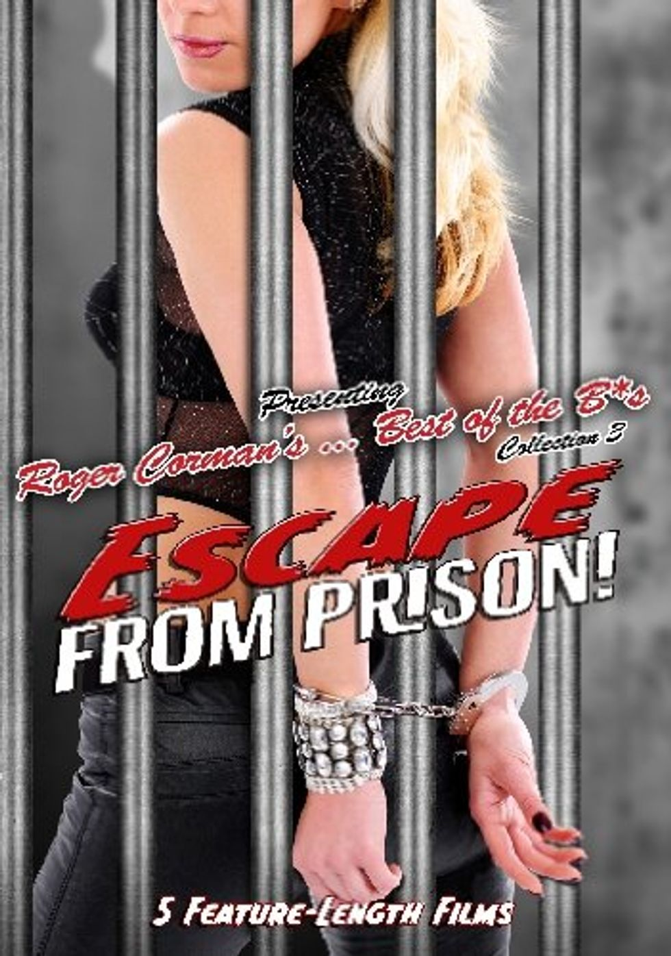 Roger Corman's Best Of The Bs: Escape From Prison! On DVD