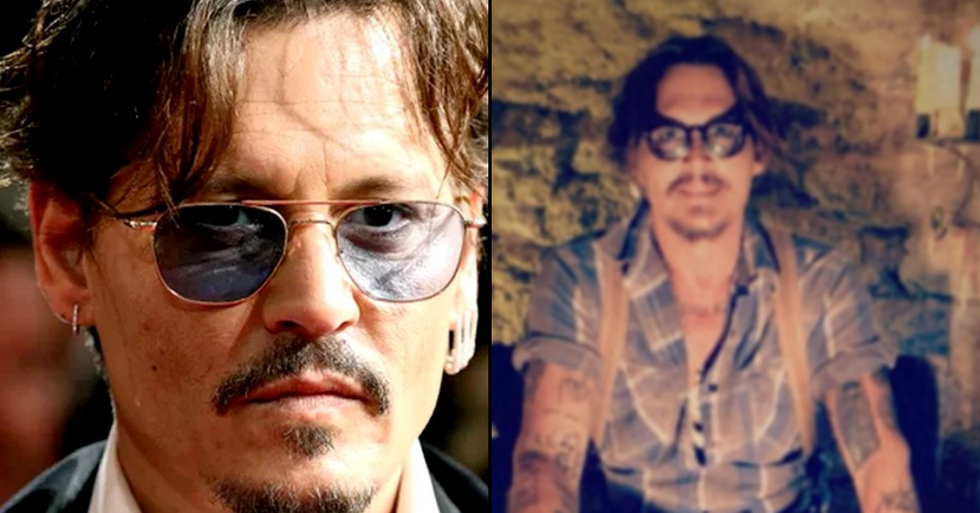 Johnny Depp Finally Joins Instagram And He Already Has Over A Million Followers