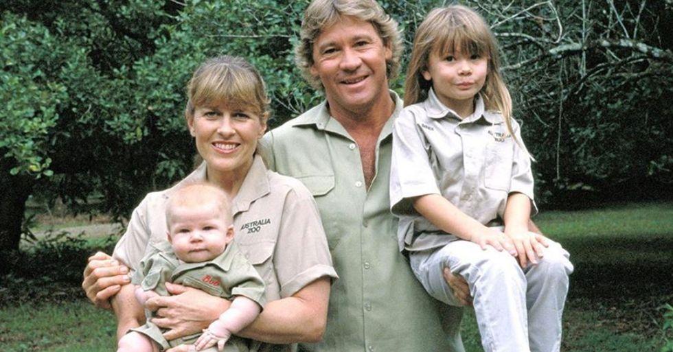 Robert Irwin Walked His Sister Bindi Down the Aisle at Her Wedding