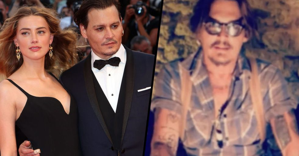 Fans Think Johnny Depp Subtly Addressed Amber Heard Conflict in His First Instagram Post
