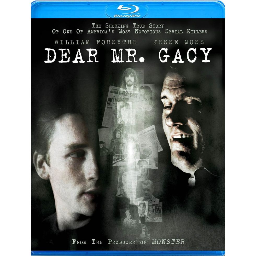 Dear Mr. Gacy On Blu-ray and DVD
