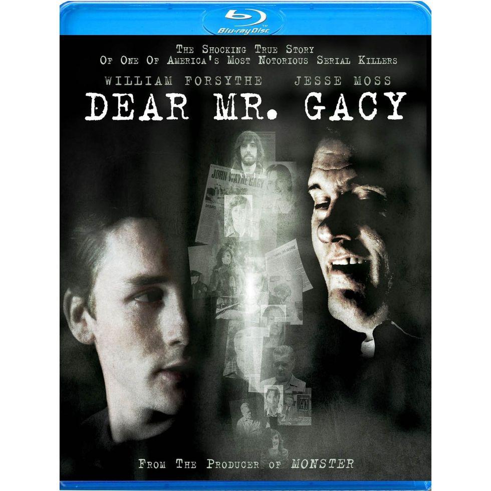 Dear Mr. Gacy On Blu-ray and DVD